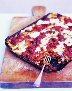 Traditional Lasagne, taken from THE ITALIAN COOKERY COURSE by Katie Caldesi No Cook Meals, Pasta Dishes, Traditional, Cooking, Ethnic Recipes, Food, Lasagne, Kitchen, Cuisine