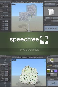 229 Best SpeedTree in the Wild images in 2019   Art station