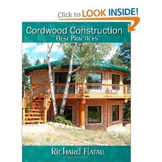 cordwood homes - Google Search