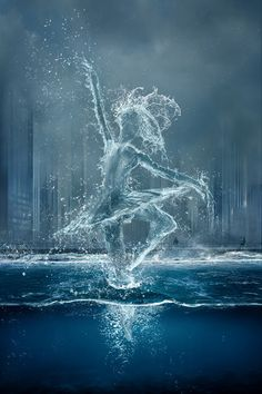 PETER ALLMARK: Abstract This article claims that health promotion is best practised in the light of an Aristotelian conception of the good life for humans. Surreal Art, Magic Aesthetic, Fantasy Artwork, Water Art, Fantasy Art, Photo Manipulation, Water Element, Abstract, Art Pictures