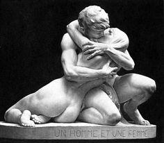 Stephan Abel Sinding (1846 – 1922) - Un homme et une femme