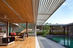 House with Enclosed Internal Garden   Six Ramsgate by Wallflower Architecture+Design