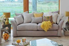Hugo 3 Seater Sofa from Harvey Norman Ireland Harvey Norman, 3 Seater Sofa, Fabric Sofa, Sofas, Love Seat, Ireland, Furniture Design, Couch, Photoshoot