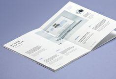 Self-promo mailer by QUSQUS , via Behance