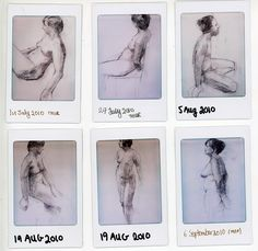 """""""life drawing over the last few months."""""""