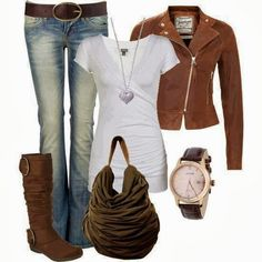 Outfits For Ladies...