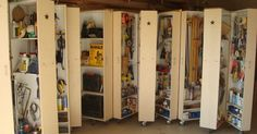 """It is a sad but true fact of being a homeowner: your garage can turn into a graveyard of junk faster than you can say, """"Where's the rake?!"""" As unwanted things build and build (another sad fact of homeowner life), they tend to get banished to the garage...."""