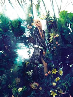 Publication: L'Officiel Singapore April 2016 Model: Fernanda Ly Photographer: Joel Low Fashion Editor: Jumius Wong & Jack Wong