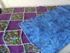 Quilt 50 x 65 and pillow Sham