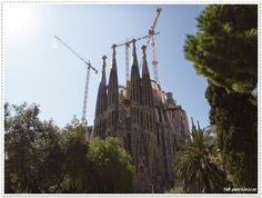 Hola Barcelona - Sagrada Familia