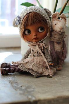 Малышка Муся или Мускат ;) / ООАК игровых кукол / Шопик. Продать купить куклу / Бэйбики. Куклы фото. Одежда для кукол