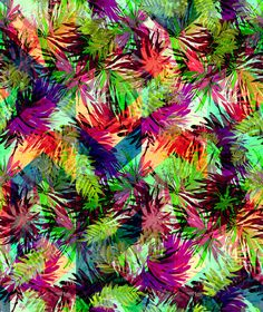 tropical abstrato