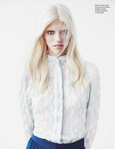 Publication: Numéro #151 March 2014 Model: Devon Windsor Photographer: Billy Kidd Fashion Editor: Charles Varenne Hair: Diego da Silva Make-up: Fredrick Stambro Nails: Michina Koide