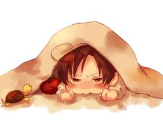 Image shared by pudim Find images and videos about chibi, hetalia and romano on We Heart It - the app to get lost in what you love. Romano Hetalia, Hetalia Chibi, Hetalia Characters, Disney Characters, Hetalia The Beautiful World, Kawaii Turtle, Turtle Images, Spamano, Hetalia Axis Powers