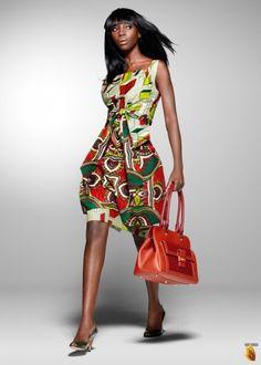 Vlisco Fashion Collection