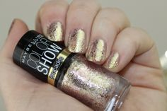 Maybelline Color Show Brocades - Knitted Gold ...