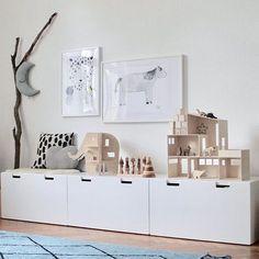 48 brilliant playroom decor ideas 60 - Home Design Ideas Playroom Decor, Baby Room Decor, Kids Decor, Home Decor, Decor Ideas, Playroom Ideas, Ikea Kids, Esstisch Design, Toy Rooms