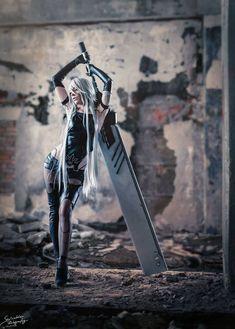 cosplay nier automata ricare gskynet