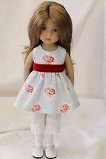 """Spring Look Top Skirt Pants Ensemble 13"""" Effner Little Darling Darlings Doll"""