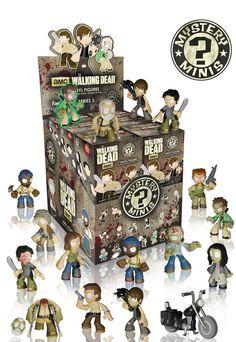 Funko Mystery Minis - Walking Dead Series