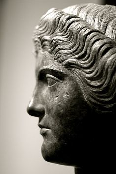 "A beautiful image of Worcester Art Museum's Roman ""Portrait of a Lady,"" A. Roman Sculpture, Sculpture Art, Ancient Rome, Ancient Art, Roman Latin, Roman Art, Male Figure, Andalucia, Artemis"