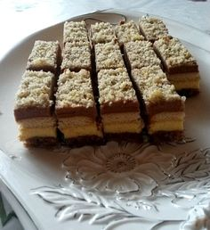 Trostruki užitak Kolaci I Torte, Cake Recipes, Desserts, Sweets, Cakes, Food, Cooking, Recipes, Tailgate Desserts