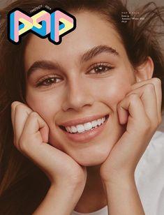 Кайя Гербер (Kaia Gerber) для POP Magazine