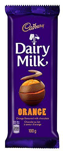 Terry's Chocolate Orange, How To Make Chocolate, Chocolate Flavors, Cadbury Bar, Cadbury Dairy Milk Chocolate, 200 Calories, Flavored Milk, Saveur, Gourmet Recipes