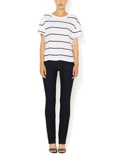 Kimmie Straight Leg Jean from Denim Guide: Sizes 26