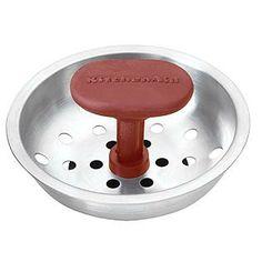 Red Kitchen Aid, Sink Strainer, Kitchenaid, Motorhome, Chefs, Utensils, Future House, Kitchen Ideas, House Ideas