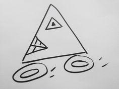 Треугольник стремительный