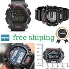 86 Best Ebay Images Cool Clocks Cool Watches Flash Memory