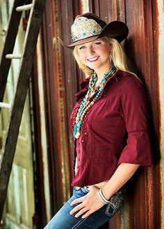 Miss Rodeo Mississippi - Paige Nicholson