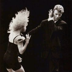 La la la human steps & DAVID BOWIE IS THERE ANYTHING THE GENIUS CAN'T DO?