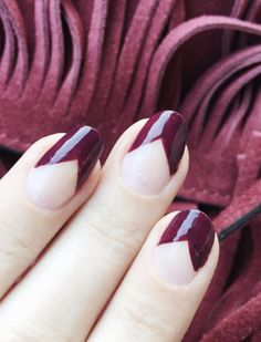 The 9 Best Holiday Manicure Trends via @PureWow
