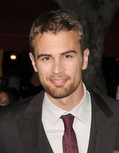 Pin for Later: Hollywood's Hottest English Eye Candy Theo James