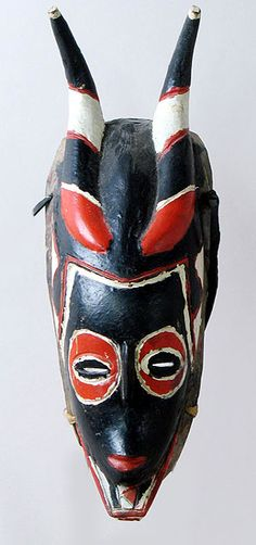Research-African mask