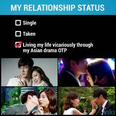 ✔Living my life vicariously through K-Drama♡