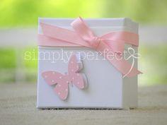 ΚΩΔ Κ017 Baby Shower, Brown Paper, Kids Girls, Party Favors, Wraps, Gift Wrapping, Butterfly, Box, Gifts