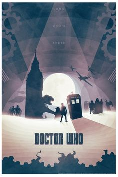 Doctor Who - LOOK WHO'S THERE - A Tribute by DenClem on DeviantArt