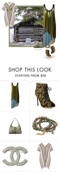 """""""Earth Day, April 22nd- 2016"""" by ragnh-mjos ❤ liked on Polyvore featuring STELLA McCARTNEY, Cecelia, Dee Berkley, Chanel, Missoni, contest, outfit, earthday and fashionset"""
