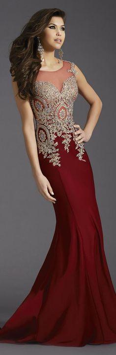 Clarisse Prom Dress                                                                                                                                                                                 Mais