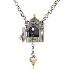 Heart of gold, locket Pendant Jewelry, Silver Jewelry, Jewelry Necklaces, Silver Pendants, Charm Bracelets, Silver Earrings, Geek Jewelry, Hippie Jewelry, Gothic Jewelry