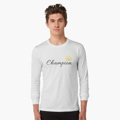 """Iss, schlaf, angel"" T-Shirt von diemar Sweat Shirt, Tee Shirt Homme, Neck T Shirt, Shirt Men, Graphic T Shirts, Design T Shirt, Shirt Designs, Hurley, Whatever Forever"
