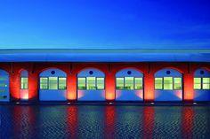 AQM headquarter - Simes S.p.A. luce per l'architettura