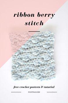 Ribbon Berry Stitch