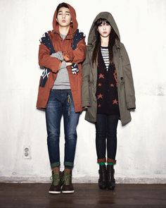 Yoo Seung Ho & IU (Lee Ji Eun)