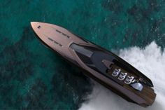 Gran Tender 72' has been designed by KeyframeStudio and engineered by REDS for YTEAM.