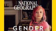 "Avery Jackson, a young transgender girl featured in HRC's Moms for Transgender Equality video series, is on the cover of National Geographic's new special issue on the ""Gender Revolution."""
