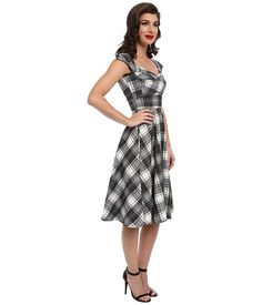 0b96e21d7d Stop staring madstyle classic swing skirt dress at 6pm.com